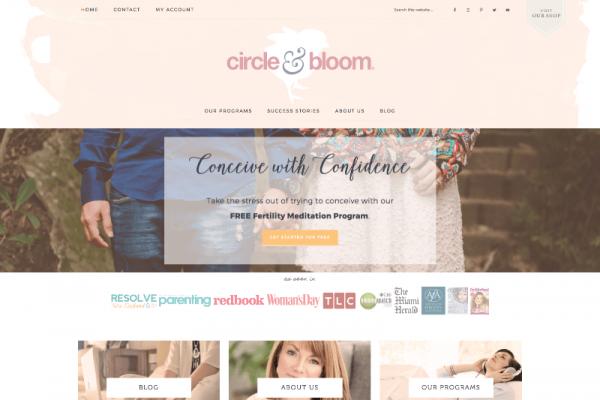 Circle + Bloom